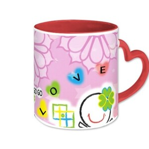 Inner & Handle color Mug
