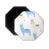 Octagon Magnet