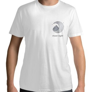 moon night T - shirt