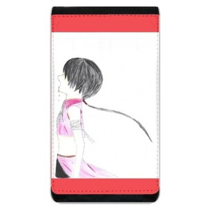 Girl under the moon Wallet