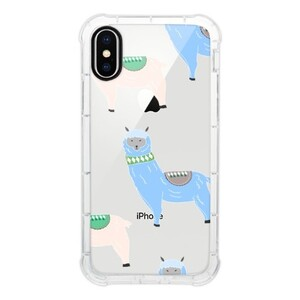iPhone X Transparent Bumper Case