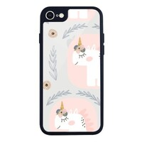 iPhone 8 Transparent Slim Case