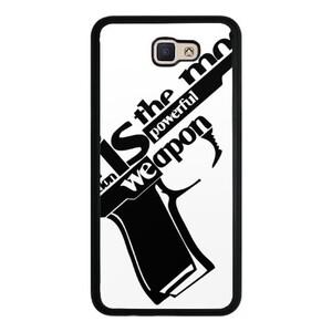 Samsung Galaxy J7 prime Bumper Case