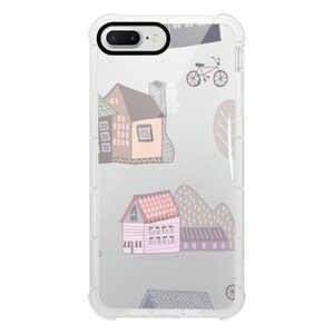 iPhone 7 Plus Transparent Bumper Case