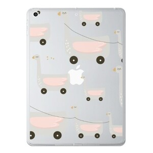 iPad 9.7 inch Transparent Case