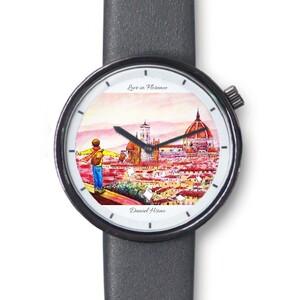 愛在佛羅倫斯-經典款手錶