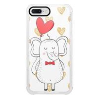 iPhone 7 Plus Transparent Bumper Case