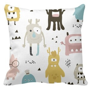 Plush Pillow 16