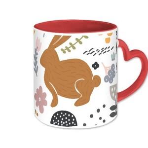 Inner & Handle color Mug