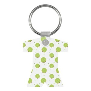 Doll Shaped keychain