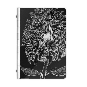 Fashion Birds_Metal Notebook