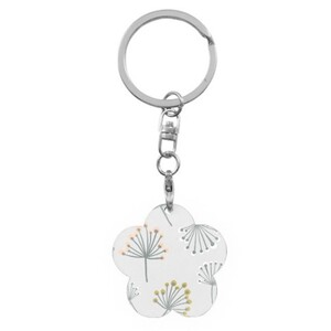 Flower Shaped Keychain
