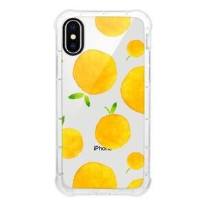 iPhone X Transparent Bumper Case