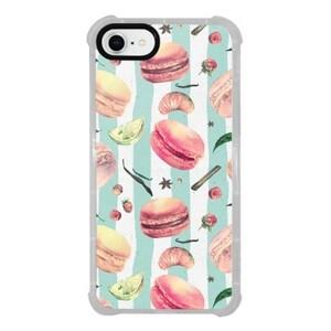 iPhone 8 Transparent Bumper Case