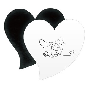 Heart Shaped Magnet