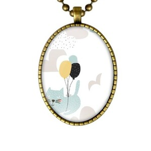Simple Retro Style Necklace