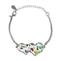Heart Shaped Bracelet