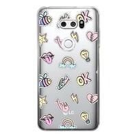 LG V30 Transparent Slim Case