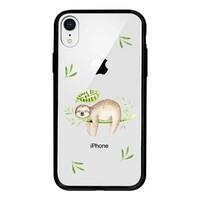 iPhone Xr Transparent Bumper Case
