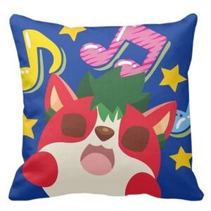 """Plush Pillow 20"""" x 20"""""""