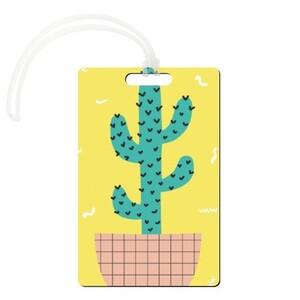 方形行李牌
