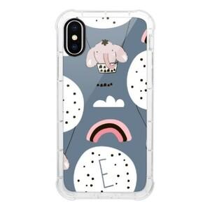 iPhone X 透明防撞殼