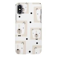 iPhone X 啞面硬身殼