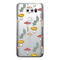 LG V30 透明超薄殼
