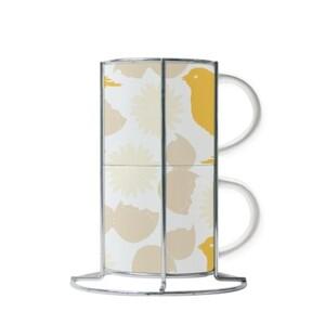 組合疊杯 (兩層)