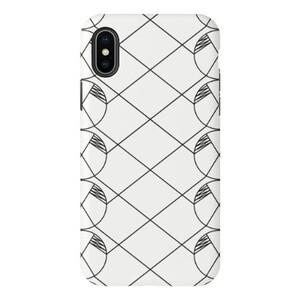 iPhone X pattern Case
