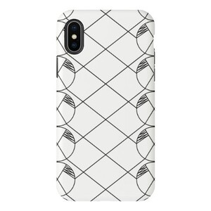 iPhone X pattern Case