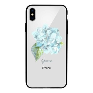 iPhone Xs Max Transparent Bumper Case