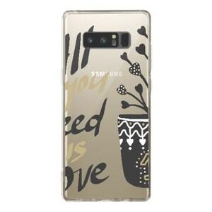 Samsung Galaxy Note 8 透明超薄殼