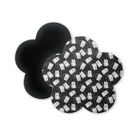 花形磁石貼