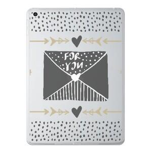 iPad 9.7吋 透明軟身保護套