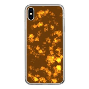 iPhone Xs Max Tempered Glass Transparent Case