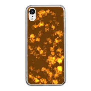 iPhone Xr Tempered Glass Transparent Case