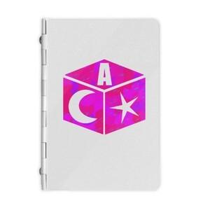 AMS Magic Box - Metal Notebook
