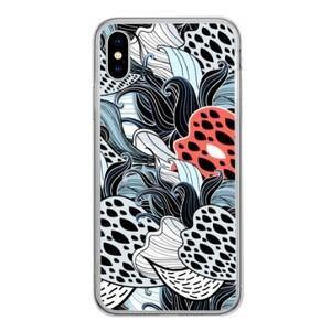 iPhone Xs 鋼化玻璃透明殼