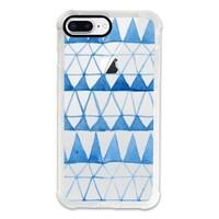 iPhone 8 Plus 透明防撞殼(黑邊鏡頭)