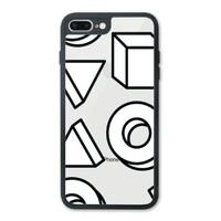 iPhone 8 Plus 超薄殼(黑邊框)
