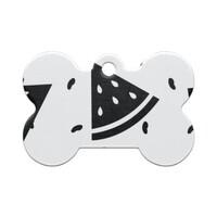 骨頭形寵物名牌