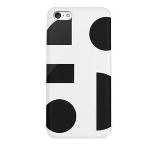 iPhone 5C 光面硬身殼