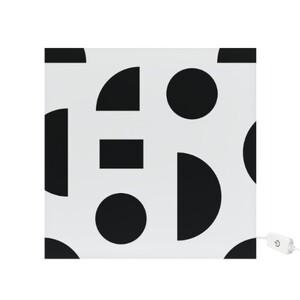 正方形燈箱