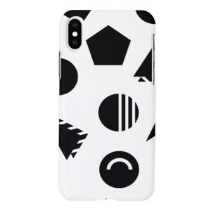 iPhone X 光面硬身殼