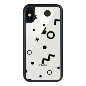iPhone X 超薄殼(黑邊框)