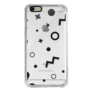 iPhone 6/6s 透明防撞殼(黑邊鏡頭)