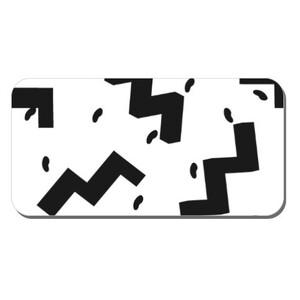 長方形名宇牌(大)