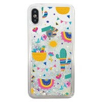 iPhone X 流沙殼