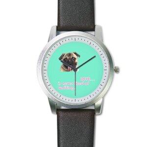 經典款手錶 Pug 八哥 2